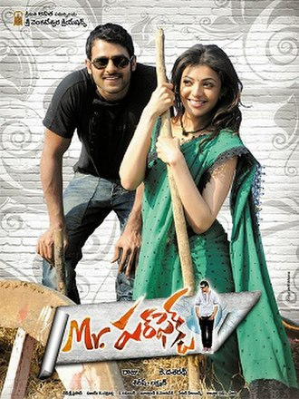 Mr. Perfect (film) - Movie poster