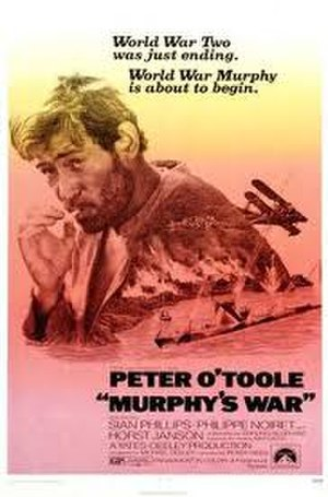 Murphy's War - Theatrical poster