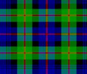 Clan Murray - Clan Murray of Atholl Tartan