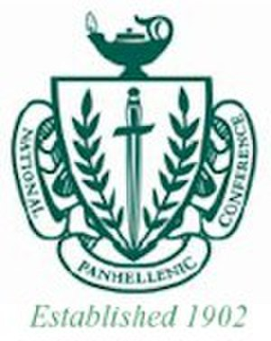 National Panhellenic Conference - Image: NPC logo