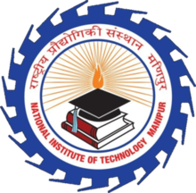 National Institute of Technology, Manipur logo.png