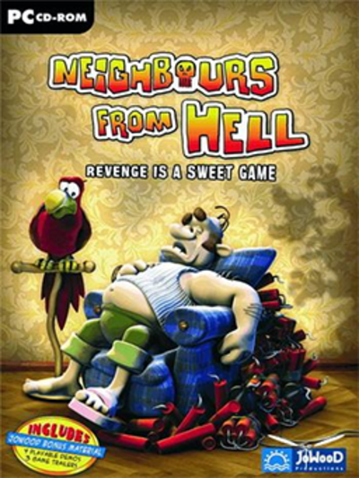 Picture of a game: Neighbours From Hell