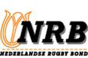Rugby union in the Netherlands - Image: Netherlands rugby logo