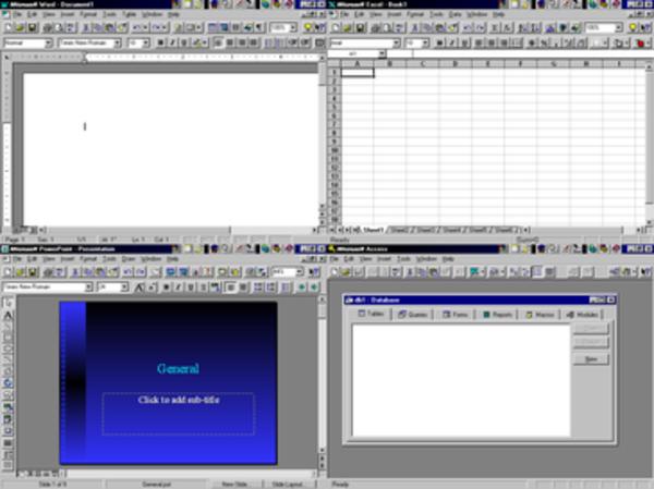 Microsoft Office 95 - Wikiwand