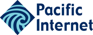 Pacnet - Logo of the original Pacific Internet