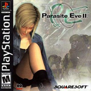 Parasite Eve II - Image: Parasite Eve II Coverart