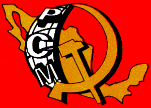 Communist Party of Mexico (2011) - Old logo of the communist party of Mexico