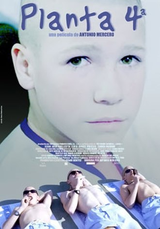 The 4th Floor (2003 film) - Theatrical release poster