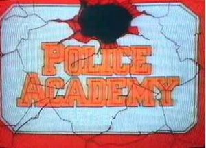 Police Academy (TV series) - Police Academy: The Series title card