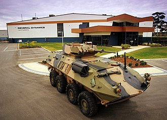 General Dynamics Land Systems–Australia - General Dynamics Land Systems–Australia Production Facility