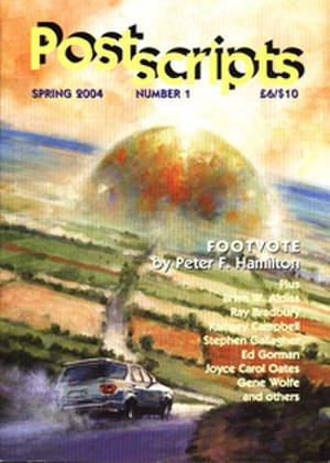 Postscripts - First issue cover