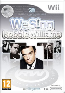 <i>We Sing Robbie Williams</i>