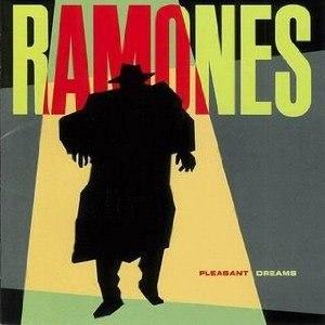 Pleasant Dreams - Image: Ramones Pleasant Dreams cover