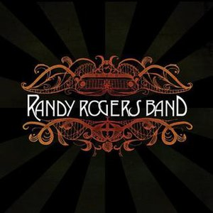 Randy Rogers Band (album) - Image: Randy Rogers Band