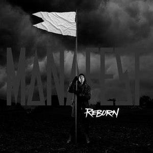 Reborn (Manafest album) - Image: Reborn Manafest album