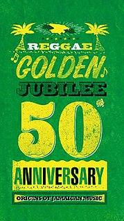 <i>Reggae Golden Jubilee</i> 2012 compilation album