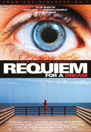 Requiem for a Dream - Theatrical release poster