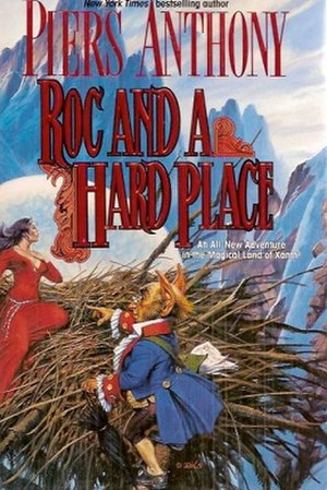 Roc and a Hard Place - Image: Roc and a Hard Place cover