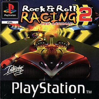 Rock n' Roll Racing - Image: Rock And Roll 2 pal front