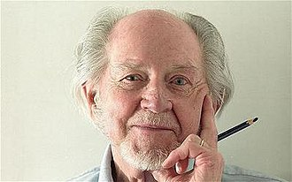 Ronald Searle - Image: Ronald Searle 2011