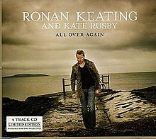 Ronan Keating and Kate Rusby - All Over Again (studio acapella)