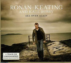 All Over Again - Image: Ronan Keating All Over Again