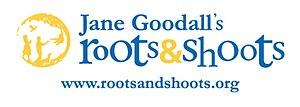 Roots & Shoots - Image: Roots & Shoots Logo