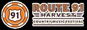 Route 91 Harvest - Image: Route 91 Harvest Logo