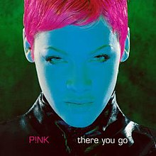 Pink — There You Go (studio acapella)