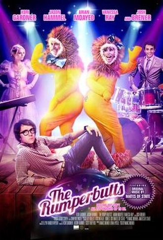 The Rumperbutts - Theatrical Poster