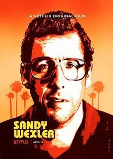 <i>Sandy Wexler</i> 2017 American film directed by Steven Brill