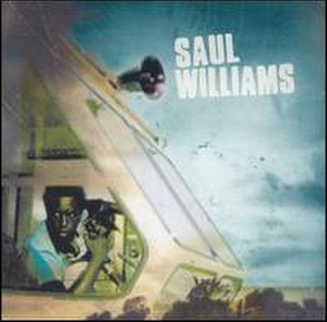 Saul Williams (album) - Image: Saul Williams Saul Williams