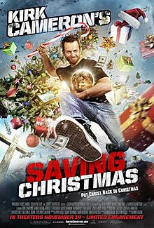 Saving Christmas full movie (2014)