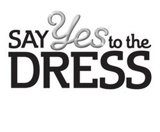 Say Yes to the Dress - Image: Say Yes to the Dress logo