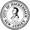 Sigillo ufficiale di Hackensack, New Jersey