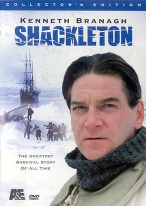 Shackleton (TV serial) - Collector's Edition DVD cover