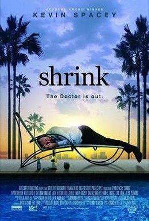 Shrink (film) - Promotional film poster