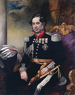 Charles Augustus FitzRoy British military officer