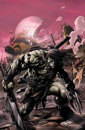 Skaar (comics) - Image: Skaar