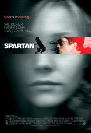 Spartan (film) - Image: Spartan movie