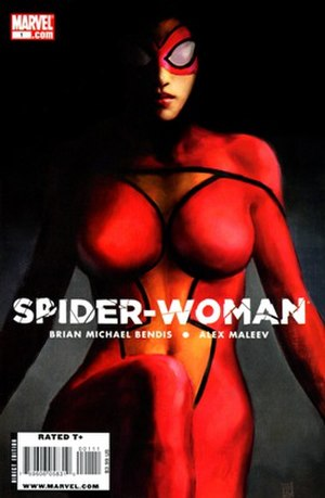Spider-Woman (2009 series) - Image: Spider Woman 1 (2009)
