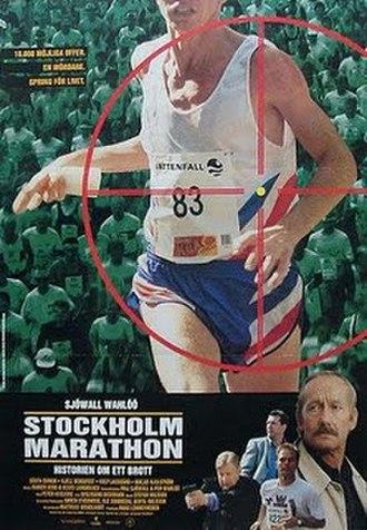 Stockholm Marathon (film) - Image: Stockholm Marathon (film)
