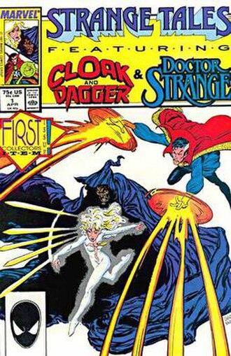 Strange Tales - Image: Strange Tales 1 (1987)