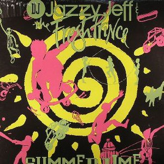 Summertime (DJ Jazzy Jeff & The Fresh Prince song) - Image: Summertime single
