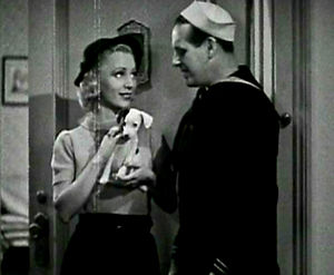 Swing It, Sailor! - Swing it, Sailor.(1938).Isabel Jewell, Wallace Ford, and friend.