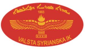 Valsta Syrianska IK - Image: Syrianskavis copy