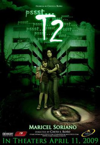 T2 (2010 film) - Theatrical movie poster