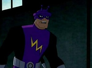 Mento (comics) - Mento as depicted on Teen Titans.