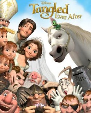 Tangled Ever After - Image: Tangled Ever After poster