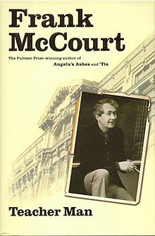 Teacher Man (Frank McCourt memoir) cover art.jpg